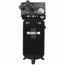 Industrial Air 4.7-hp 80-gallon Belt-drive Single Stage Air Compressor 230...