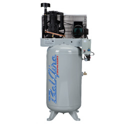 Belaire 5-hp 80-gallon Two-stage Air Compressor 208-230v 3-phase W/ Magneti...