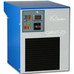 Quincy Qrht 25 1/2 High Temperature Non-cycling Refrigerated Air Dryer 25 C...