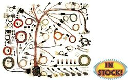 American Autowire 510581 - 1978-80 Chevy Camaro Classic Update Wiring Harness