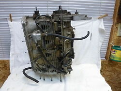 1971 Mercury 80hp Powerhead Assembly 847-3920a3 4-cyl Boat Outboard Motor