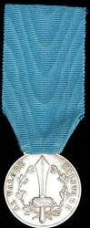 Very Rare Silver Mil Valor Document And Medal To Fausto Fornaci - 9 Kill Ace Rsi