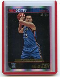 2014-15 Nba Hoops 278 Mitch Mcgary Artist Proof Rookie Rc Sp 85/99 Thunder