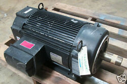 New Powertec 30hp Brushless Dc Motor Frame 287tcz Model A28csj1100100000 Rpm 850