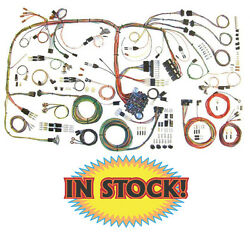 American Autowire 510289 - 1970-74 Mopar Cuda And Challenger Classic Update Kit