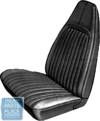 1973 Barracuda / Cuda White Front Bucket Seat Covers And Hardtop Rear - Pui