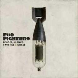 Foo Fighters Echoes Silence Patience And Grace Cd New+