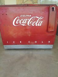 Coca ColaWestinghouse WD10 Soda Chest