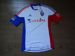 Fc Tokyo 100 Official Player Issue Jersey Xo 2012 Away J-league Formotion [540]
