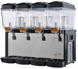 Cofrimell Coldream 4s 4 Bowl Spray Cold Drink Dispenser Free Shipping