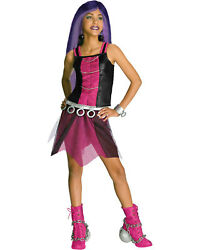 Morris Costumes Girls Monster High Spectra Vondergeist Child Medium. RU881363MD