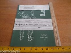 1964 The Line Is Drawn Letters From Vietnam Us Government Magazine For Training