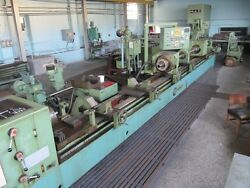 Deep hole drilling-boring-honing machine BURGSMULLER  RTM 300x3200