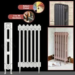 The Victoria 2 Column 760mmhigh Cast Iron Radiators 3 To 30 Sections Wide