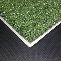 15' x 71' 45 oz. Nylon Padded Baseball Batting Cage Artificial Grass Sports Turf