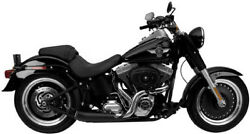 Supertrapp Phantom II Exhaust System for 2012-2016 Harley Softail Dyna 138-71680