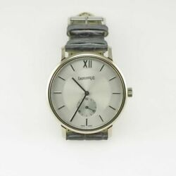 Eberhard And Co - Watch White Gold 18 Kt Case - Mechanical Swiss Hand Winding