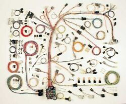 1974-77 Chevrolet Camaro Classic Update Wiring Harness Complete Kit 510567