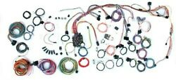 1969 Chevrolet Camaro Classic Update Wiring Harness Complete Kit 500686