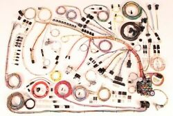 1965 Chevrolet Impala Classic Update Wiring Harness Complete Kit 510360
