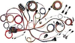 1964-66 Ford Mustang Classic Wiring Complete Update Kit 510125
