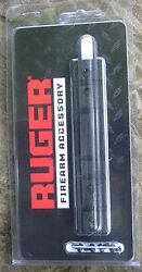 Ruger 90329 Scope Mount Weaver Rail 10/22 Charger Base Black Textured Picatinny