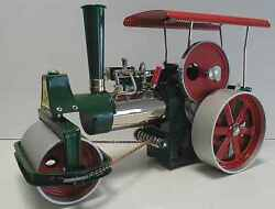 wilesco d365 toy steam engine roller free