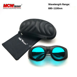 Mcwlaser Od7+ Ruby Laser Goggles 694nm Ce En207 Certificated