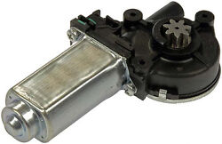 New Power Electric Window Lift Motor Lh / Fits Listed Dodge And Chrysler Cars