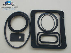 Volvo P1800 Heater Box Gasket Set New Best Quality Foam Gaskets You Can Get
