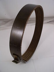 At142175 New John Deere Brake Band/oem Style Lining 450g 550g 650g Made In Usa