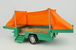 nylint toy pop up camper 1997 green jeep