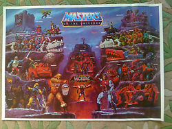 original 1985 masters of the universe full