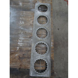 Magna Mixer Heavy Duty S/s Die For The Triumph /cookie Depositor Dd3-f29 Used