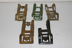 tootsietoy lot of graham parts chassis