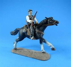ff08 confederate trooper mounted double