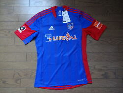 Fc Tokyo 100 Official Player Issue Jersey M Bnwt 2012 J-league Formotion [779]