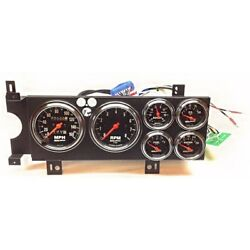 1987 Gnx Dash Gauge Cluster Setup With Plug Nandrsquo Play Harness Each