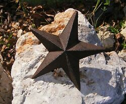 Cast Iron Star Nail Wall Garden Home Country Decor Rustic Primitive Western 108
