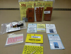 lot of n scale detail parts tomar sunrise