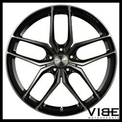 20 Stance Sf03 Black Forged Concave Wheels Rims Fits Bmw F12 F13 M6