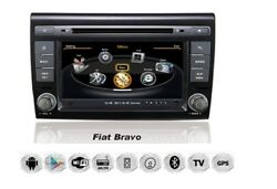Fiat Bravo Car Radio Android Gps Touchscreen Gps Dvd Bluetooth Wifi Usb