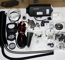 ESPAR D4 AIRTRONIC 12v DIESEL NIGHT BUNK HEATER KIT VAN TRUCK SEMI TRUCK CAMPER