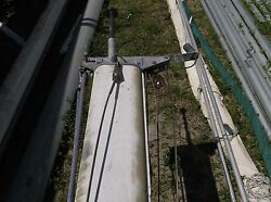 30 Feet 3 Inch Aluminum Sailboat Mast 7.0 X 4.0 Fully Rigged With Spreaders