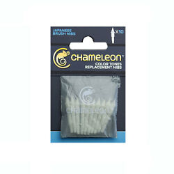 Chameleon Pen Replacement Brush Tips 10Pk