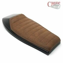 Universal Flat Track - Cafandeacute Racer Seat Ideal For Custom Builds