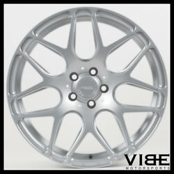 20 Mrr Fs01 Silver Flow Forged Concave Wheels Rims Fits Toyota Camry