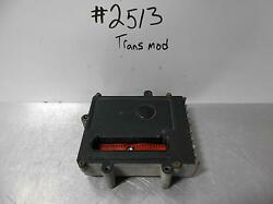 Plymouth Breeze Chassis Brain Box Transmission Lh Fender 99