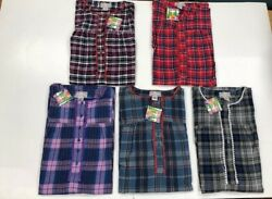 New Birds & Bees Ladies FLANNEL Gowns 100% Cotton. Size S 2XL GREAT FOR A GIFT