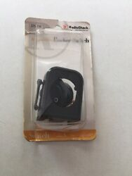 Automotive Rocker Switch SPST with Mount Panel #275-0730 by RadioShack New!!!